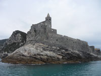 Church of San Pietro, Portovenere, Italy
