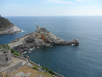 Portovenere - Church of San Pietro<br>