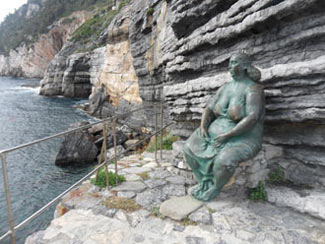Portovenere, Mater Naturae - Tribute to the town of sculptor Scorzelli<br>4320x3240, 2.16 MB
