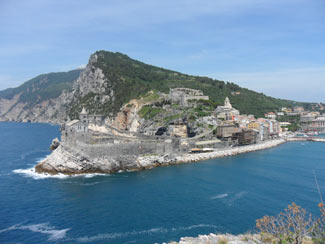 Palmaria Island - The landscape view of Portovenere<br>4320x3240, 1.81 MB