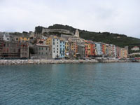 Portovenere - View from the boat<br>