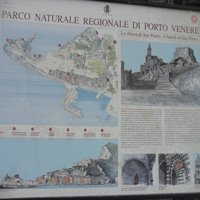 The Regional Natural Park of Portovenere, a plate for the tourists that look